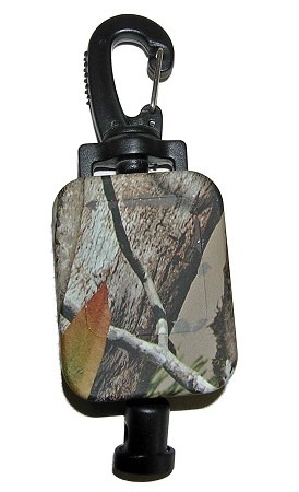 Firefly Retractable Lanyard Camo